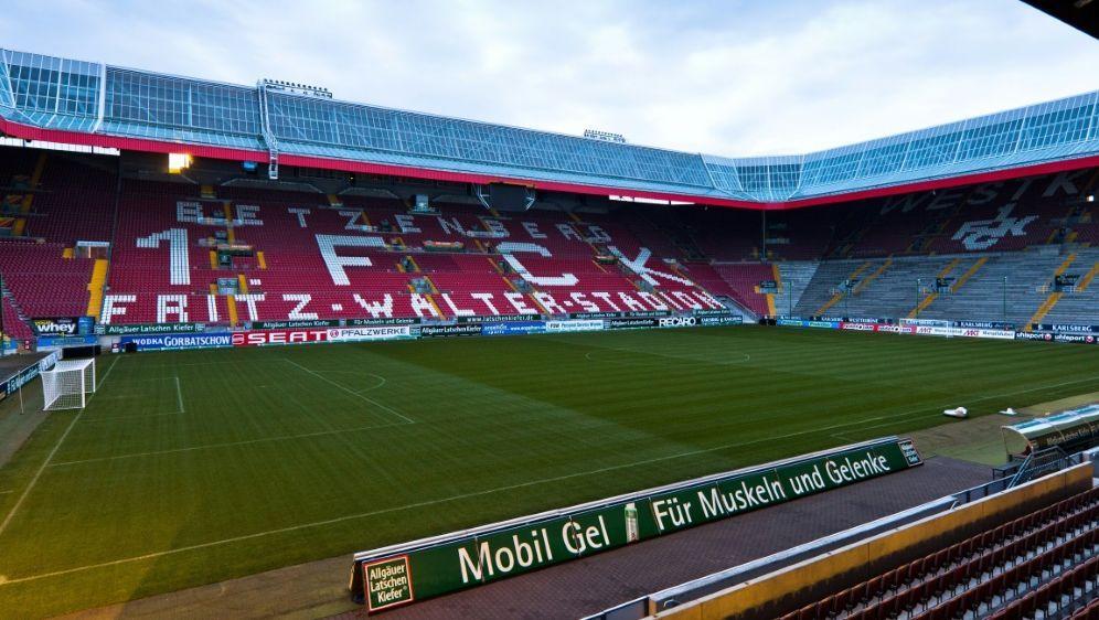 Die Trauerfeier findet im Fritz-Walter-Stadion statt - Bildquelle: PIXATHLONPIXATHLONSID