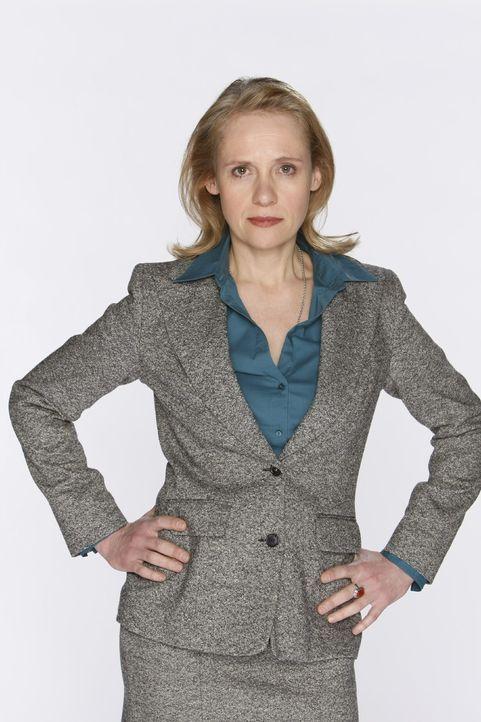 Geschäftsführerin des Einkaufszentrums in dem Danni als Rechtsanwältin tätig ist: Katja Bose (Alexandra von Schwerin) ... - Bildquelle: Frank Dicks SAT.1