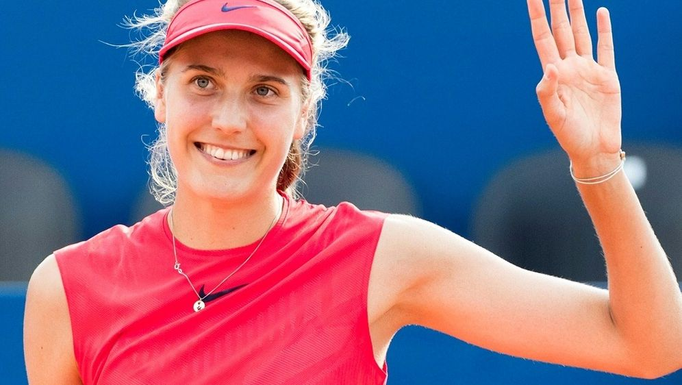 Lottner gewinnt deutsches Tennis-Duell gegen Barthel - Bildquelle: PIXATHLONPIXATHLONSID