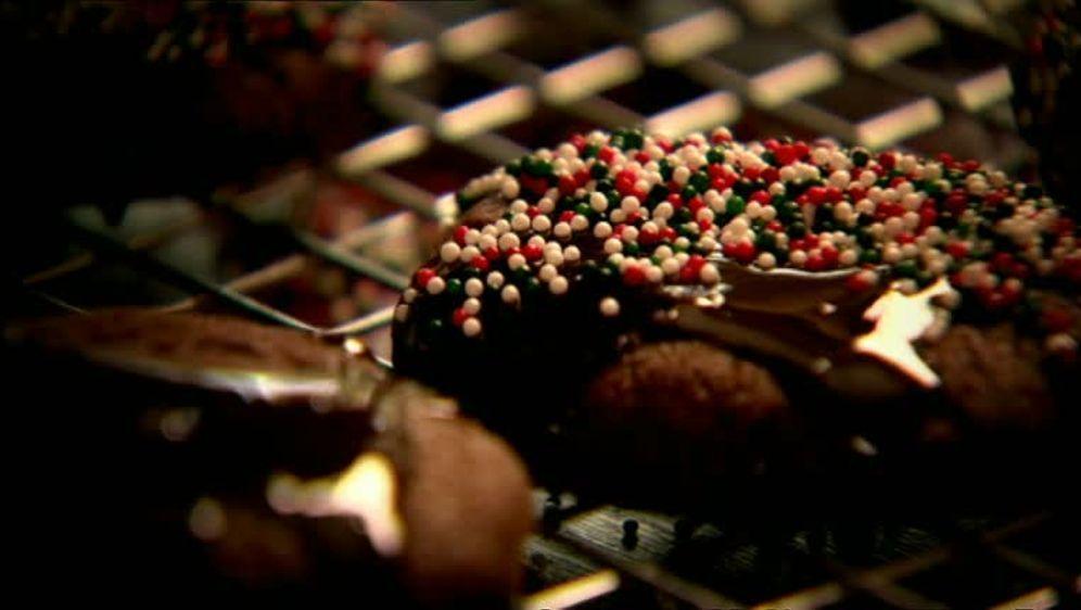 - Bildquelle: Weihnachtliche Schoko-Cookies