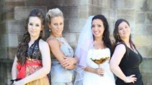 Nur eine Braut kann heute fantastische Flitterwochen in Tahiti abräumen, aber...