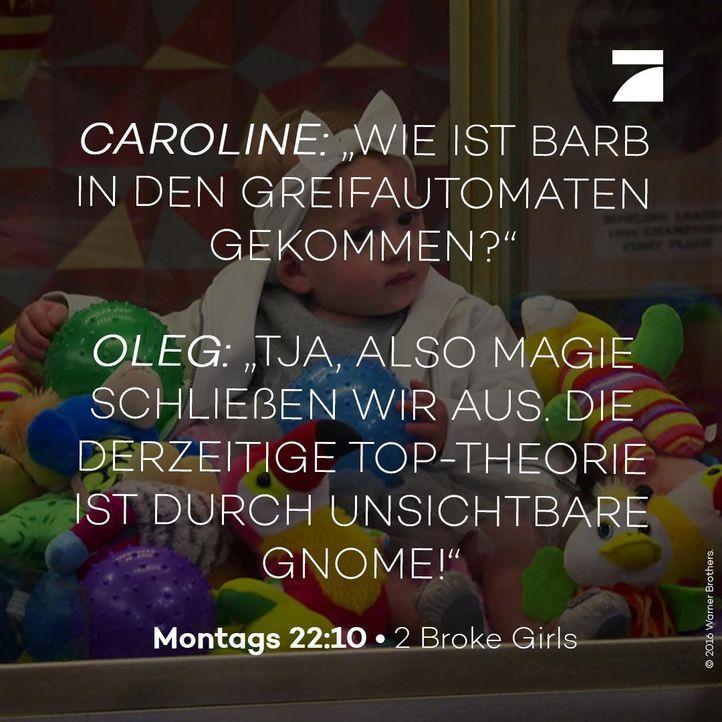 Caroline Staffel 6 Episode 20 - Bildquelle: Warner Bros. Television