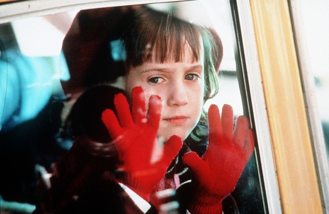 Hat einen ganz kleinen Weihnachtswunsch: Susan (Mara Wilson) möchte einen Vater ... - Bildquelle: 20th Century Fox