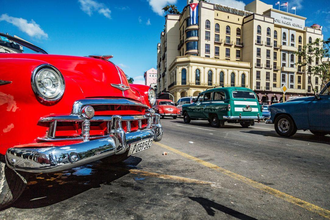 Die Karibik: Lauern hier die Urlaubsbetrüger? - Bildquelle: kabel eins