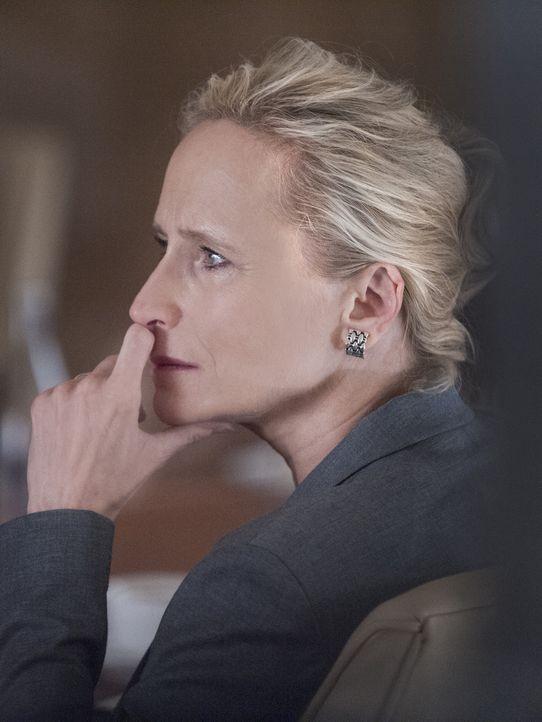 Hat den Entschluss gefasst, ihren Job hinzuschmeißen, da Lockhard all ihre Arbeit zunichte gemacht hat: Martha Boyd (Laila Robins) ... - Bildquelle: Homeland   2014 Twentieth Century Fox Film Corporation