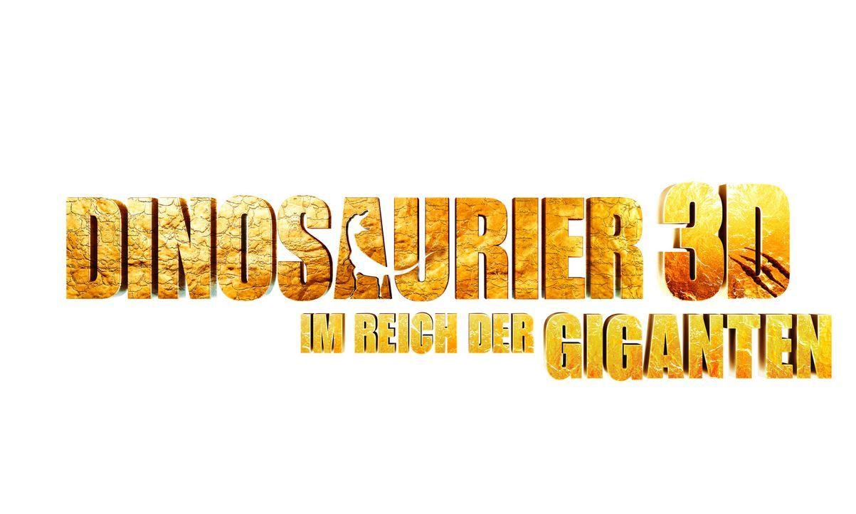 DINOSAURIER - IM REICH DER GIGANTEN -  Logo - Bildquelle: 2013 Constantin Film Verleih GmbH.