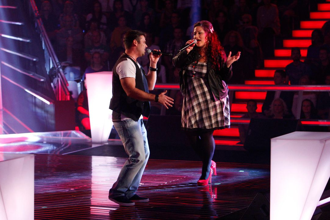 battle-sebastian-vs-karo-09-the-voice-of-germany-huebnerjpg 1775 x 1184 - Bildquelle: SAT.1/ProSieben/Richard Hübner