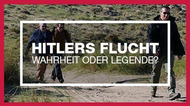 Hitlers Flucht Wahrheit Oder Legende