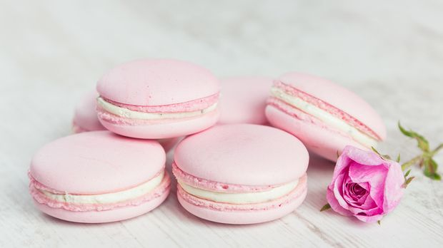 Pastel Macarons Tumblr
