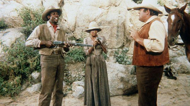 Weil Buck Walters (Louis Gossett Jr., l.) und seine Frau Lisa (Marlene Clark,...