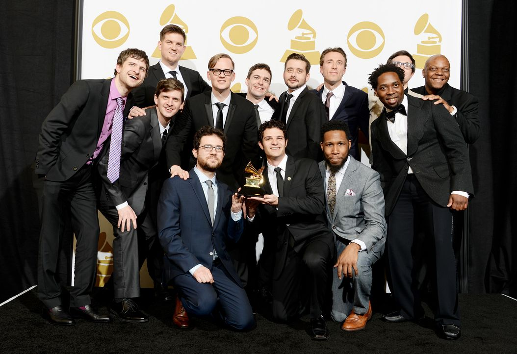 Grammy-Awards-Snarky-Puppy-14-01-26-AFP - Bildquelle: AFP