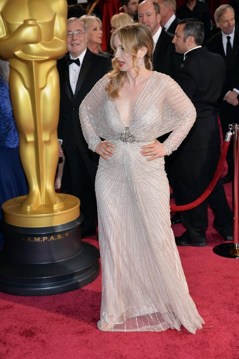 oscars-Julie-Delpy-140302-2-getty-AFP - Bildquelle: getty-AFP