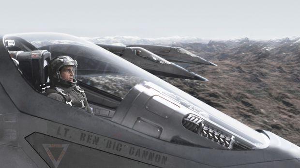 In den ersten Flügen soll der unbemannte Stealth-Überschallbomber