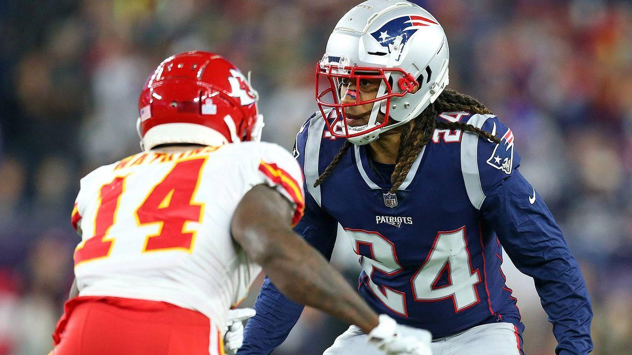 Stephon Gilmore (Cornerback, New England Patriots) - Bildquelle: imago/ZUMA Press