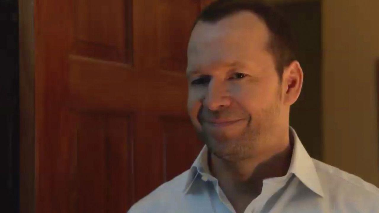 Nach einer Aussprache mit seiner Frau, versucht Danny (Donnie Wahlberg), sich mehr Zeit für seine Familie zu nehmen und erfährt, dass sein Sohn verl... - Bildquelle: 2014 CBS Broadcasting Inc. All Rights Reserved.