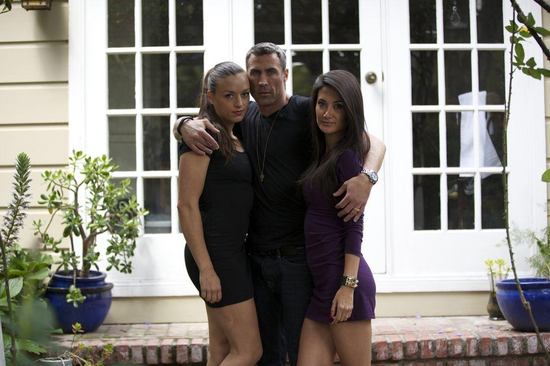(2. Staffel) - Einige Herausforderungen warten auf Leigh Ann (l.), Chris (M.) und Megan (r.) ... - Bildquelle: Showtime Networks Inc. All rights reserved.