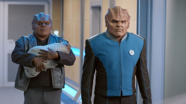 The Orville - The Orville - Staffel 1 Episode 3: Planet Der Männer
