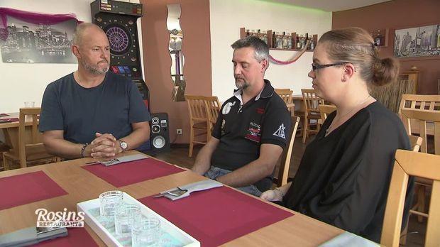 Rosins Restaurants - Rosins Restaurants - Können Helfende Hände Die