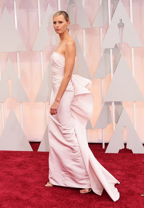 Oscars-Karolina-Kurkova-150222-getty-AFP - Bildquelle: getty-AFP