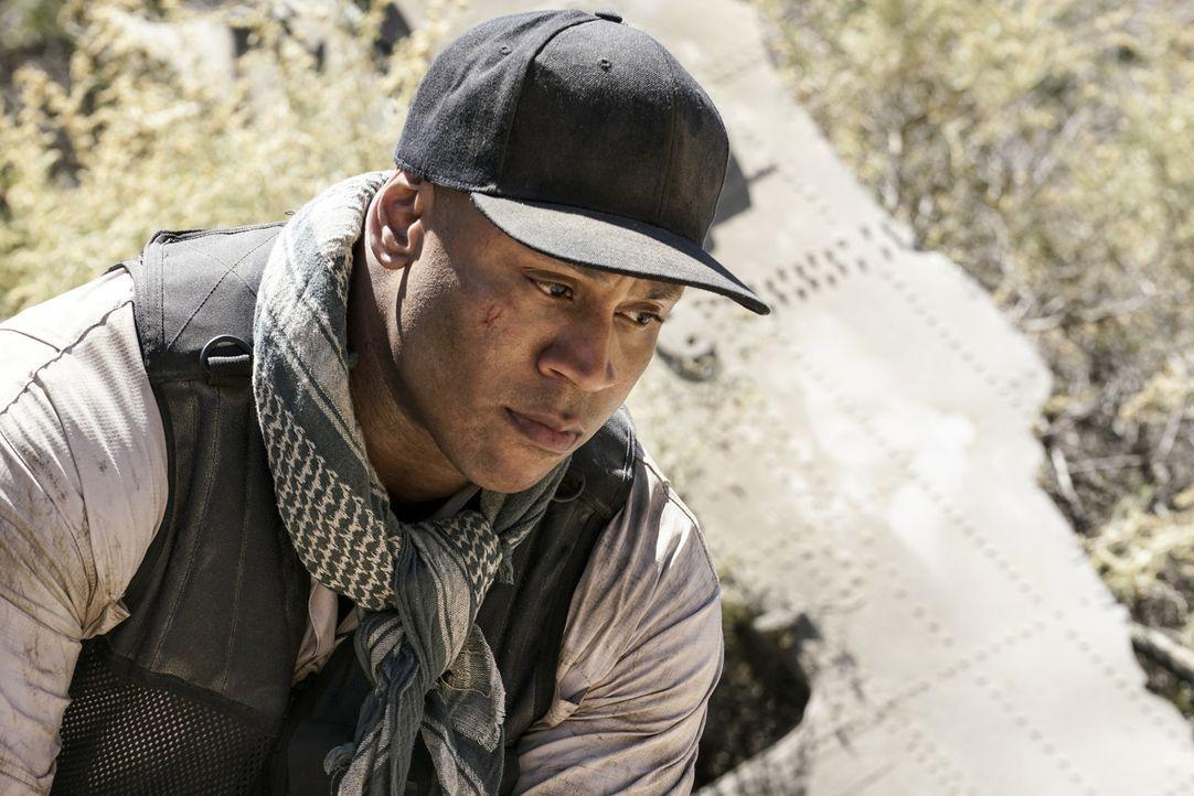 Eine neue Mission wartet auf Sam (LL Cool J) und seine Kollege. Doch diese verläuft anders als geplant ... - Bildquelle: Michael Desmond 2016 CBS Broadcasting, Inc. All Rights Reserved.