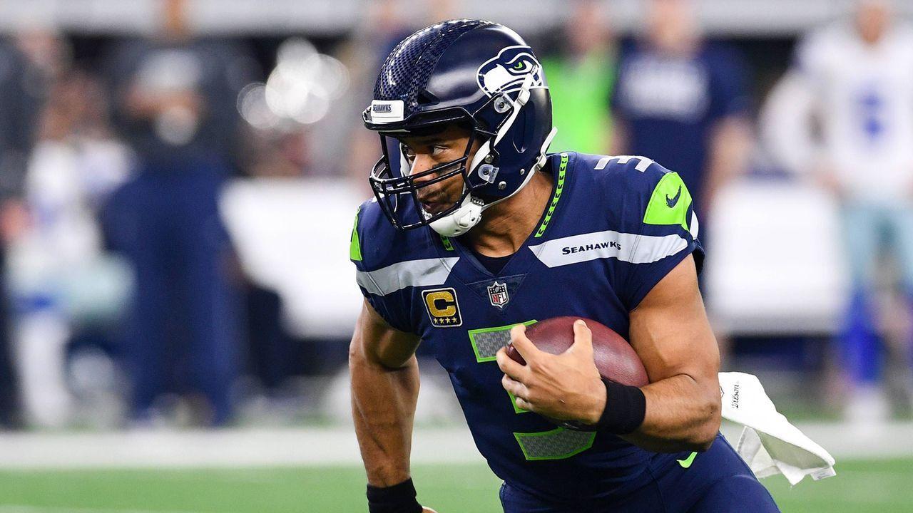 Platz 8: Russell Wilson (Seattle Seahawks) - Bildquelle: Imago