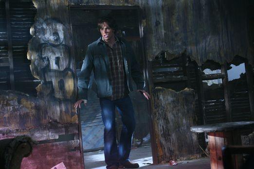 Supernatural - Sam (Jared Padalecki) begibt sich ohne seinen Bruder auf die S...