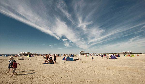 Gutes Wetter - Bildquelle: Tourismuszentrale Sankt Peter-Ording