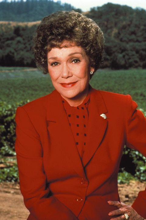 (2. Staffel) - Hinter dem freundlichen Lächeln verbirgt sich eine kaltblütige Geschäftsfrau: Angela (Jane Wyman) hat große Ambitionen im Tuscany Val... - Bildquelle: Warner Brothers