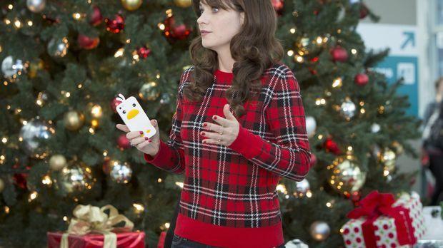 Für Jess (Zooey Deschanel) ist Weihnachten etwas ganz besonderes und so, wie...