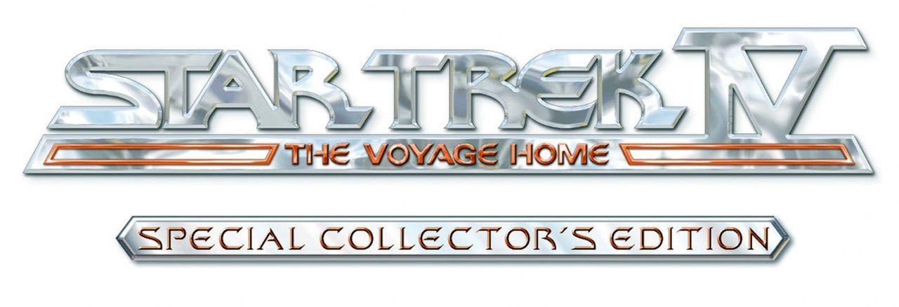Star Trek IV - Zurück in die Gegenwart - Logo - Bildquelle: Paramount Pictures