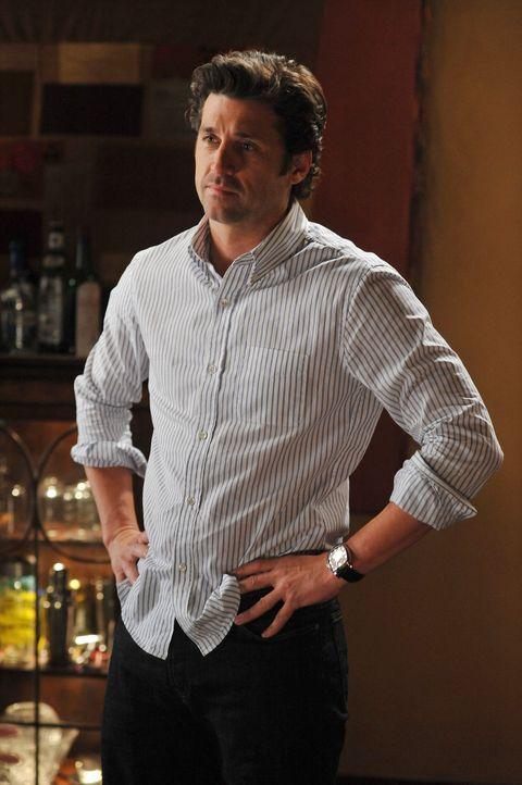 Derek (Patrick Dempsey) sorgt mit seiner Absichtsbekundung, bei Meredith einzuziehen, unter den WG-Mitbewohnerinnen für Probleme ... - Bildquelle: Touchstone Television