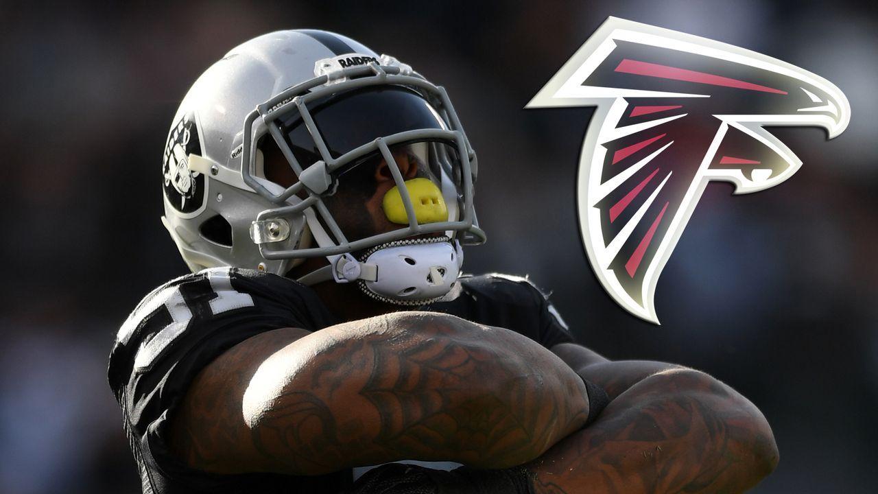 Bruce Irvin (Atlanta Falcons) - Bildquelle: Getty Images