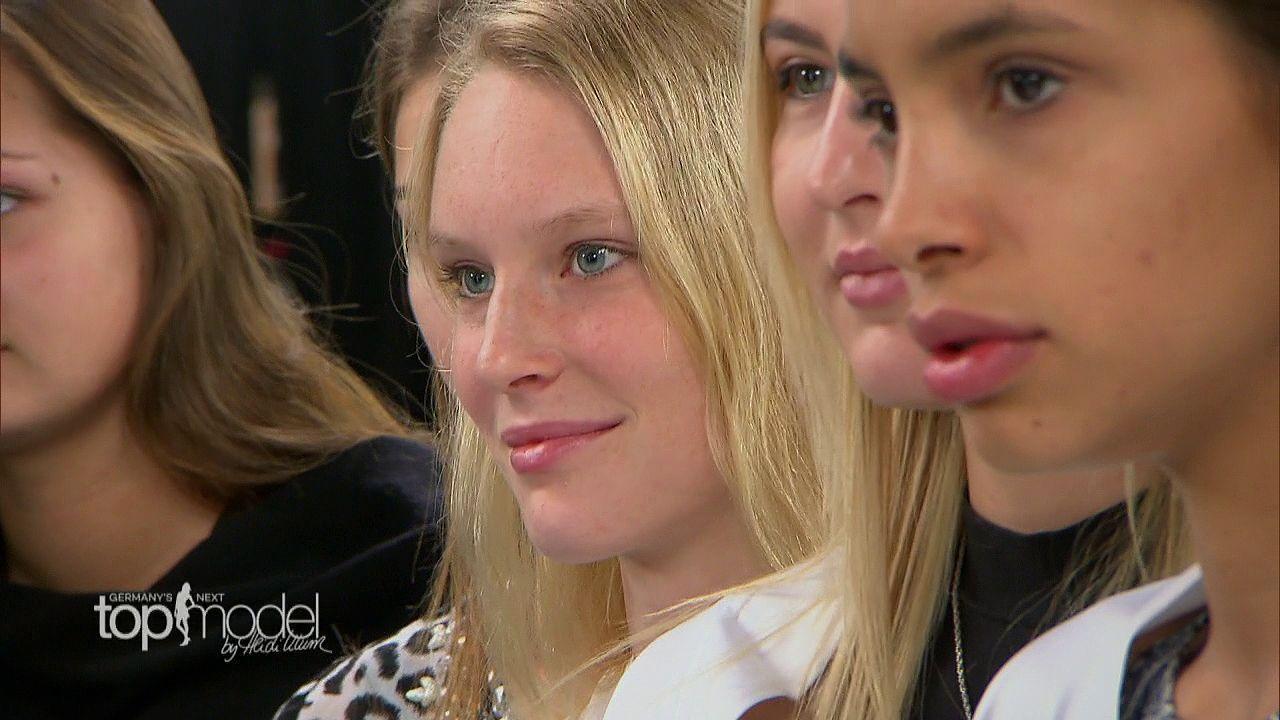 GNTM-11-Sendung4_007 - Bildquelle: ProSieben