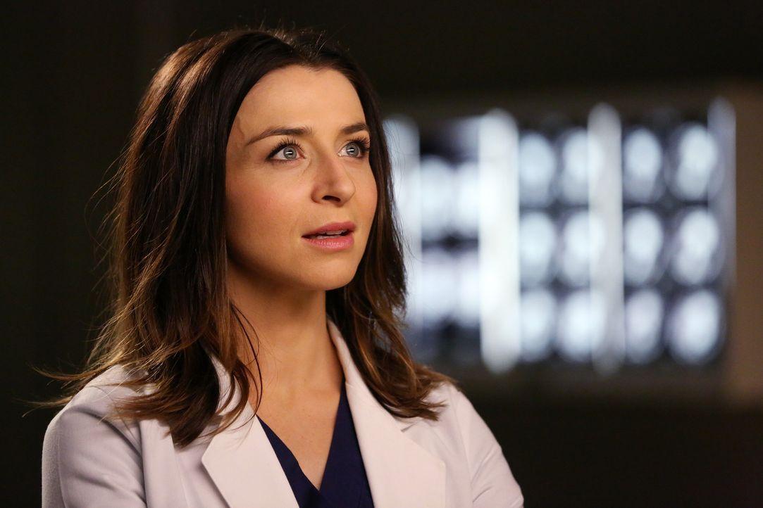 Gibt es dank Amelia (Caterina Scorsone) doch noch Hoffnung für die todkranke Dr. Herman? - Bildquelle: ABC Studios