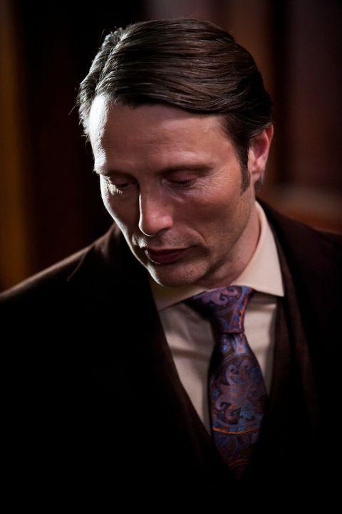 Hat Dr. Hannibal Lecter (Mads Mikkelsen) einen Seelenverwandten gefunden? - Bildquelle: Brooke Palmer 2013 NBCUniversal Media, LLC