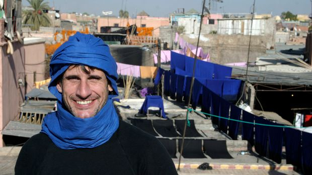 Reisejournalist John Vlahides hat schon viel erlebt, aber Marokko soll für ih...