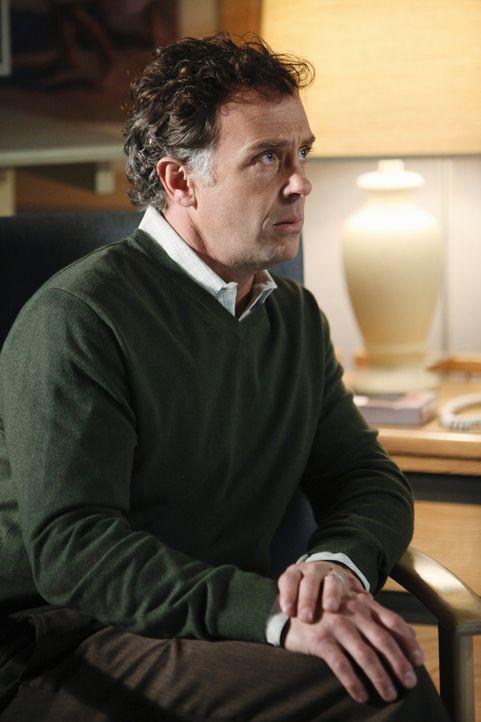 Eine schwere Zeit steht ihm bevor: Frank (David Eigenberg) ... - Bildquelle: ABC Studios