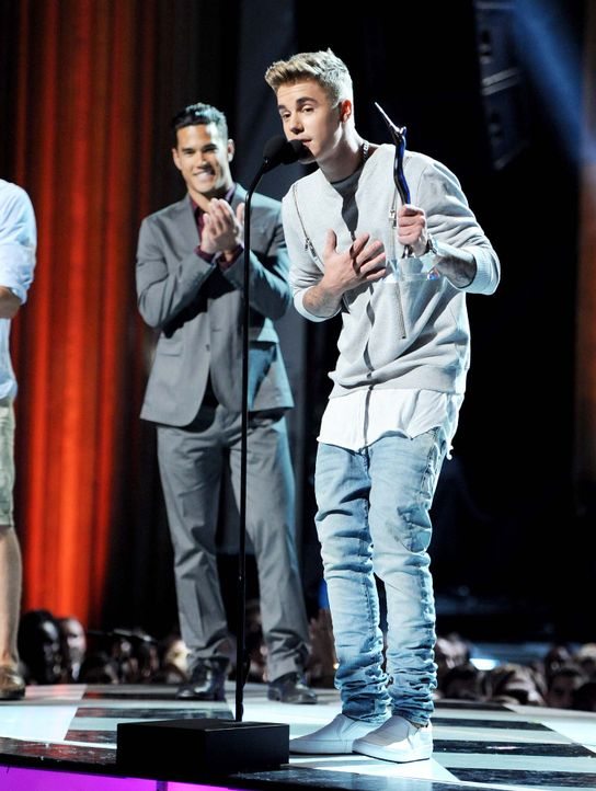 Young-Hollywood-Awards-Justin-Bieber-14-07-27-5-getty-AFP - Bildquelle: getty-AFP