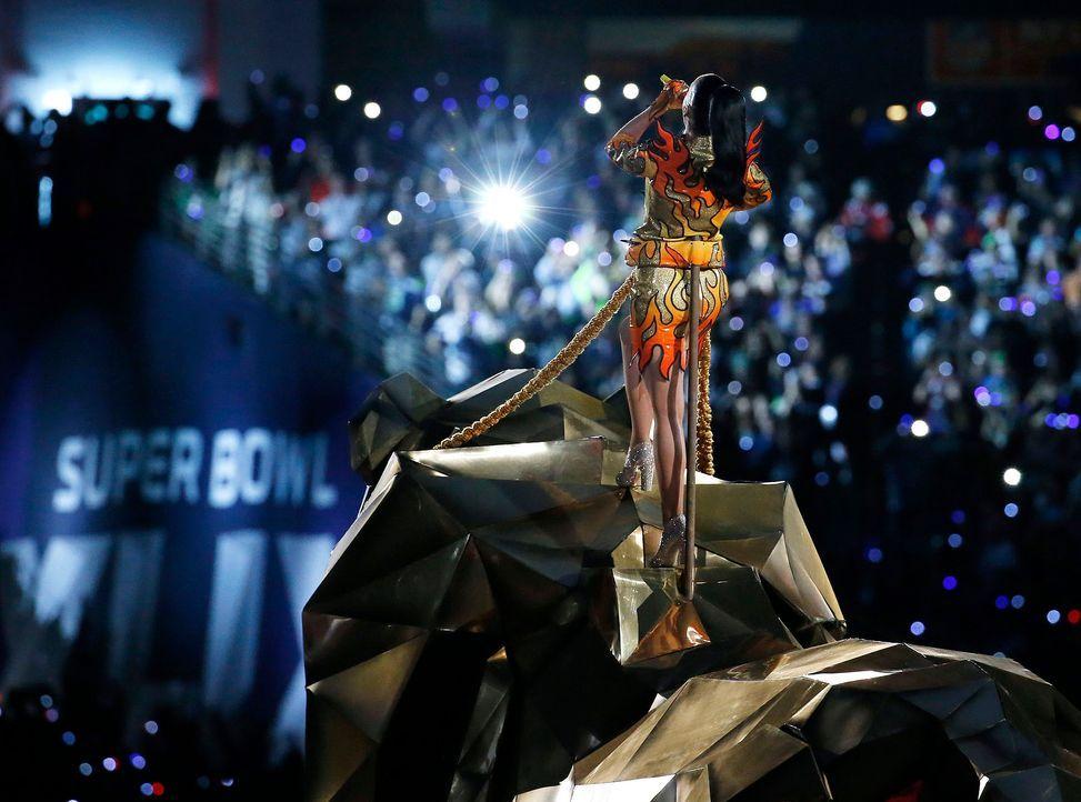 Super-Bowl-Katy-Perry-15-02-01-4-dpa - Bildquelle: dpa