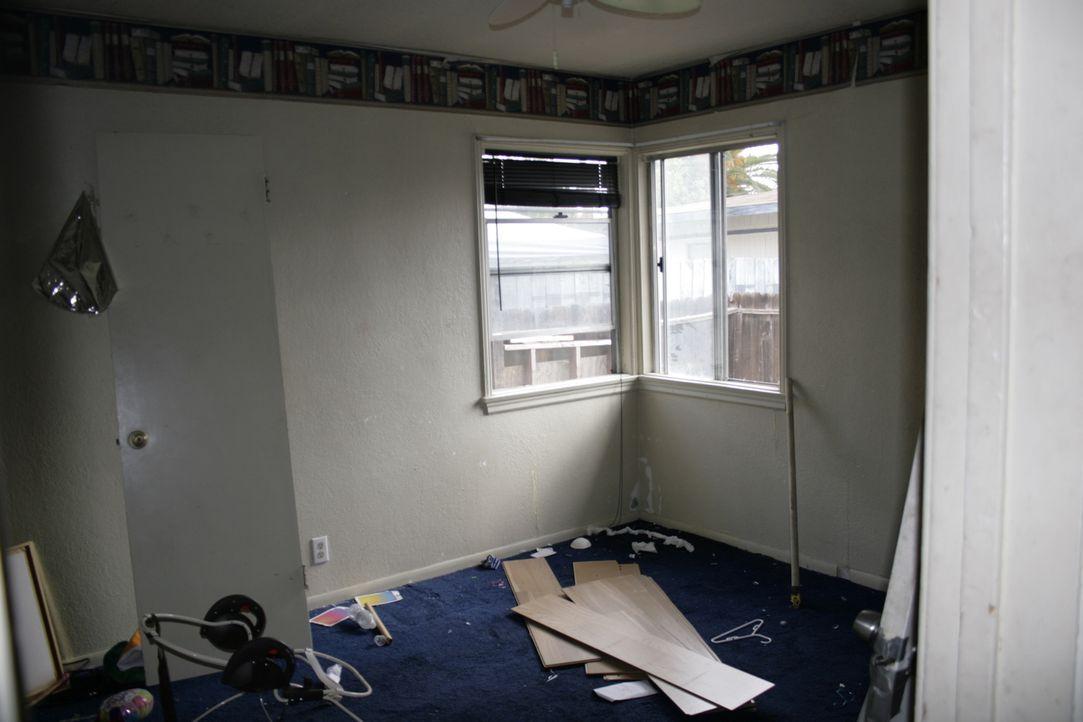Kaum zu glauben: Schon bald soll man hier wohnen können ... - Bildquelle: 2014,HGTV/Scripps Networks, LLC. All Rights Reserved