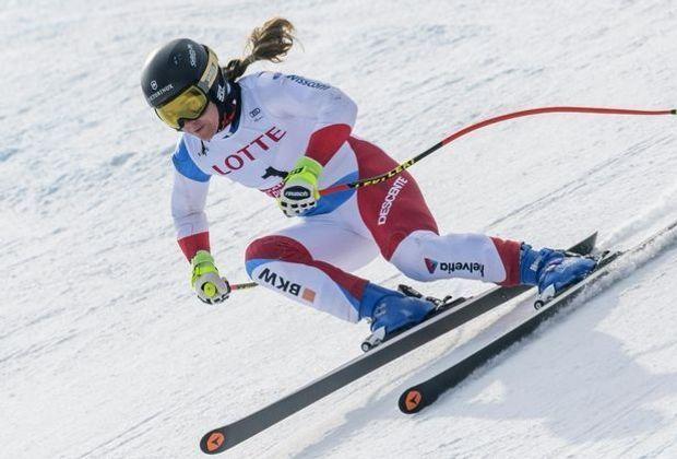 Beendet mit 32 Jahren ihre Karriere: Fabienne Suter