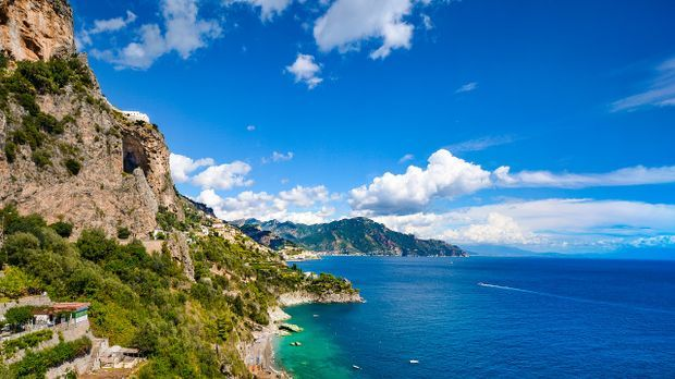 Mittelmeerurlaub