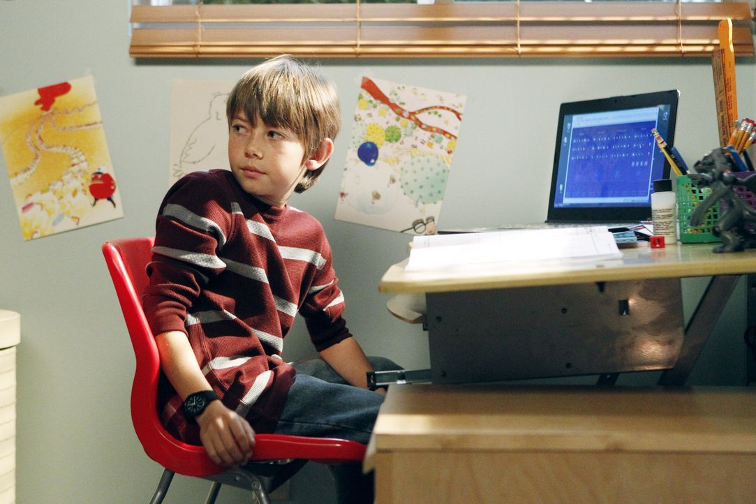 Während Amelia eine Entziehungskur macht, wird die Beziehung von Cooper und seinem Sohn Mason (Griffin Gluck) auf eine harte Probe gestellt ... - Bildquelle: ABC Studios