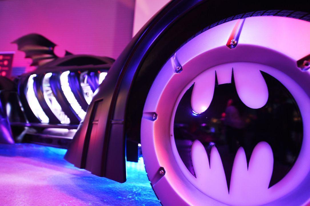 Batmobil-Batman-Forever-AFP - Bildquelle: AFP