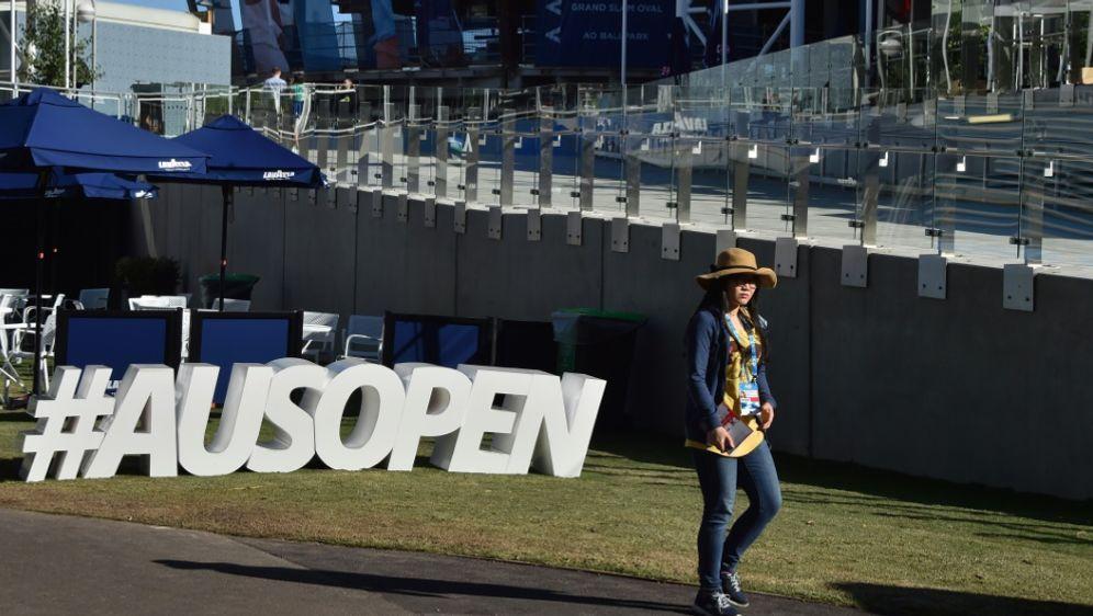 Molleker gibt sein Grand-Slam-Debüt - Bildquelle: AFPSIDPETER PARKS