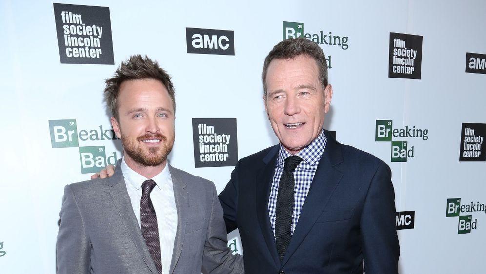 """""""Breaking Bad"""" nach Staffel fünf: Oper für 2014 in New York geplant - Bildquelle: Andres Otero/WENN.com"""