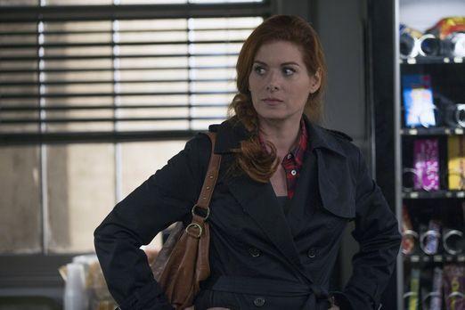 Laura Diamond (Debra Messing) ist eine taffe Polizistin, die versucht, Karrie...
