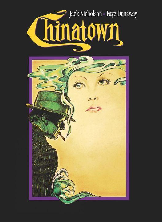 Privatdetektiv Jake Gittes wird engagiert von einer Frau, die ihren Ehemann Hollis Mulwray verdächtigt fremdzugehen ... - Bildquelle: Paramount Pictures