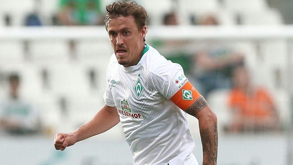 Max Kruse erzielte die Führung für Werder Bremen - Bildquelle: PIXATHLONPIXATHLONSID