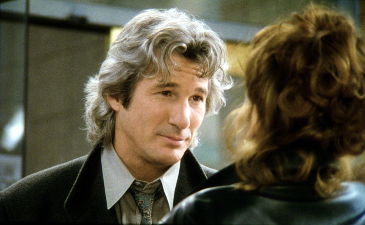 Aus seinem Leben bricht der unentschlossene Vincent Eastman (Richard Gere, l.) plötzlich aus. Er ist in seinen Gefühlen hin und her gerissen, weiß n... - Bildquelle: Paramount Pictures